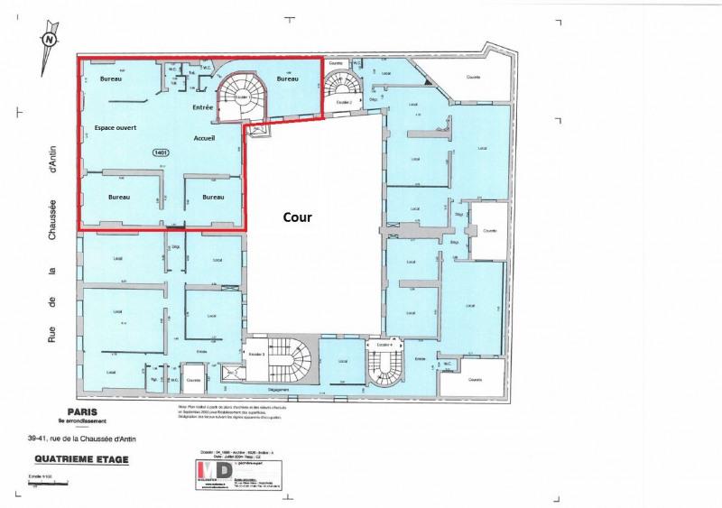 location bureau paris 9 me paris 75 168 m r f rence n 213932. Black Bedroom Furniture Sets. Home Design Ideas
