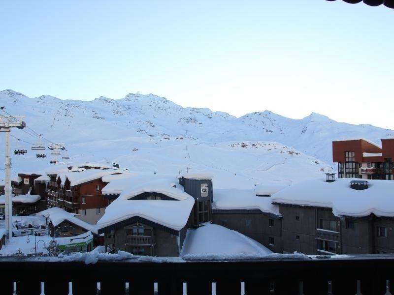 grand appartement pour 10 personnes dans le centre, skis aux pieds, grand balcon ensoleillé