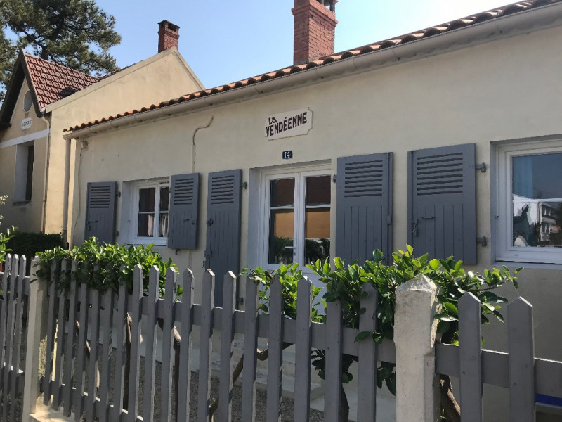 Holiday rentals Saint-Jean-de-Monts - House - 5 persons - BBQ - Photo N° 1