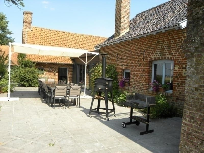 Location vacances Oudezeele -  Maison - 15 personnes - Barbecue - Photo N° 1
