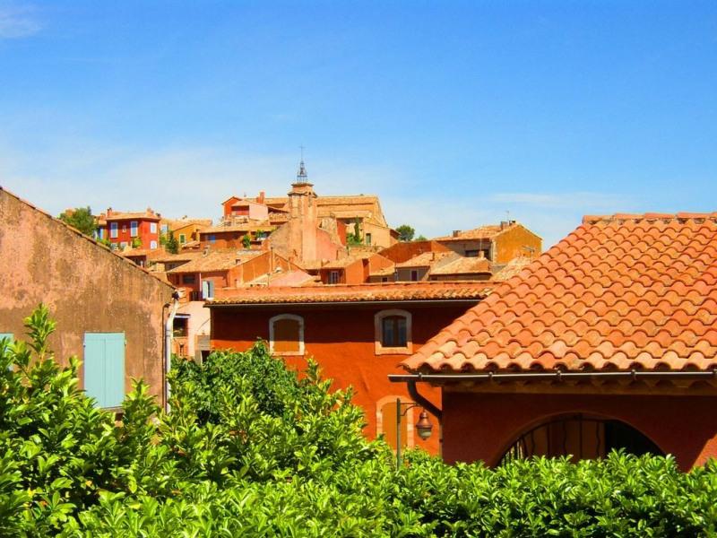 Location vacances Roussillon -  Maison - 4 personnes - Barbecue - Photo N° 1