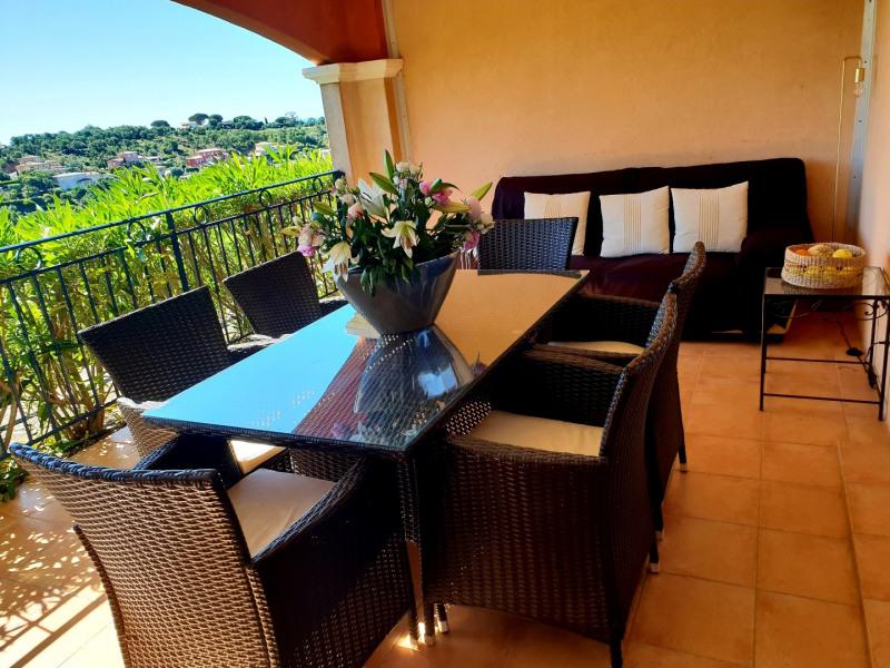 Location vacances Sainte-Maxime -  Appartement - 8 personnes - Salon de jardin - Photo N° 1