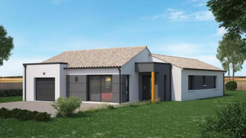 Maison  4 pièces + Terrain 697 m² Vouneuil-sous-Biard par Maisons Ericlor