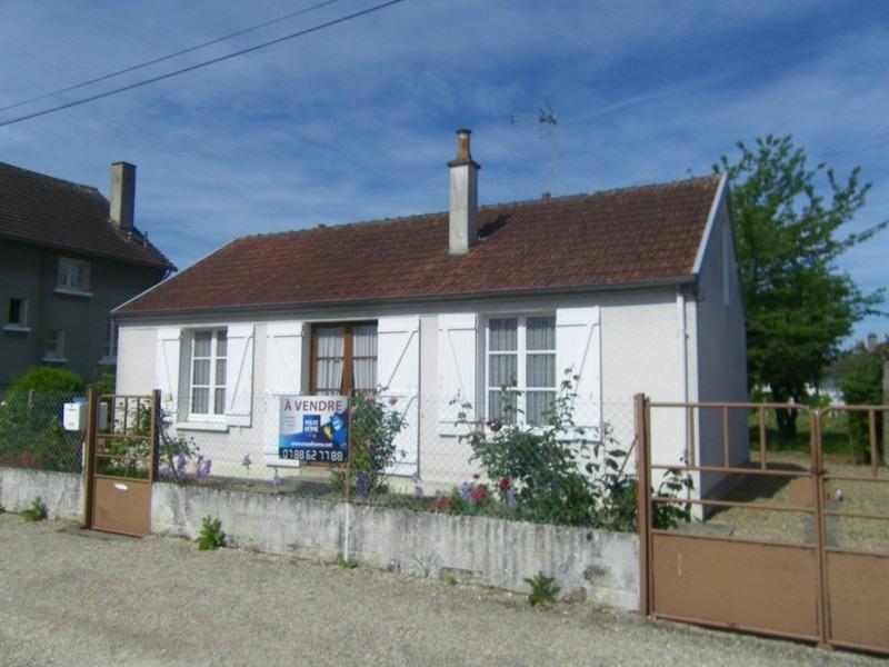 Vente Maison 4 Pieces Argent Sur Sauldre Maison F4 T4 4 Pieces