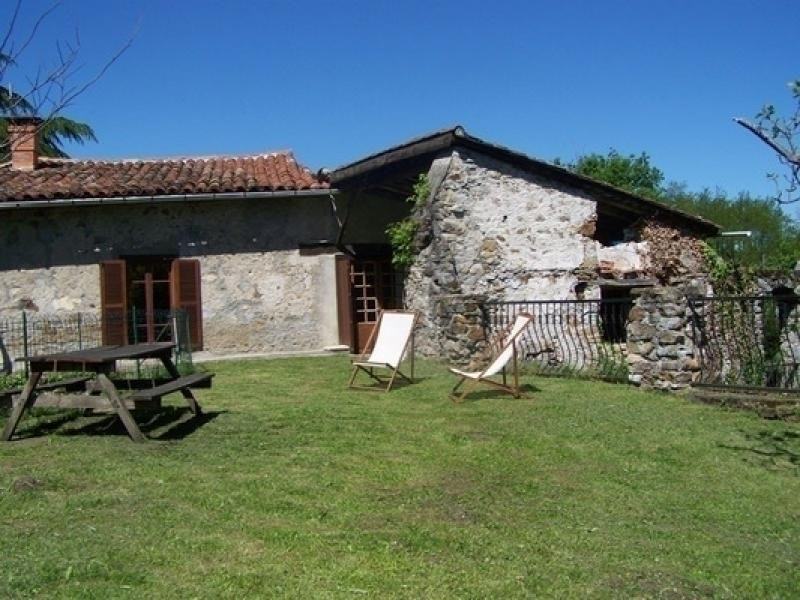 Location vacances Saint-Paul-de-Jarrat -  Maison - 5 personnes - Barbecue - Photo N° 1