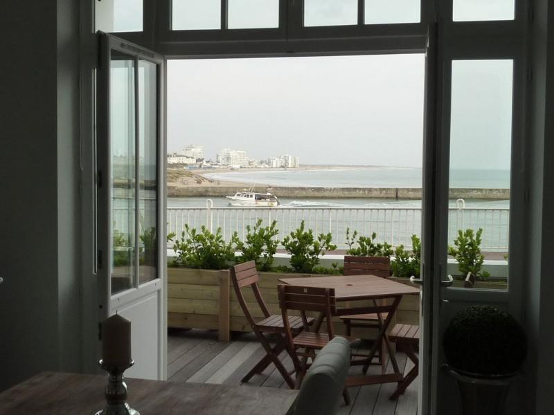 Location vacances Saint-Gilles-Croix-de-Vie -  Appartement - 4 personnes - Chaise longue - Photo N° 1