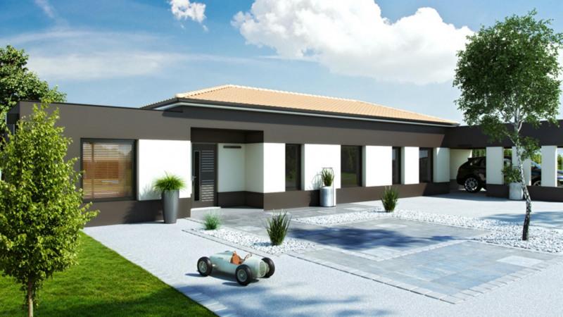 Maison  5 pièces + Terrain 850 m² Fontenilles par CELIA CREATION
