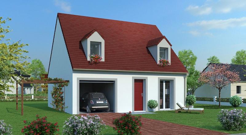 Maison  5 pièces + Terrain 417 m² Longpont-sur-Orge par MAISONS D'EN FRANCE