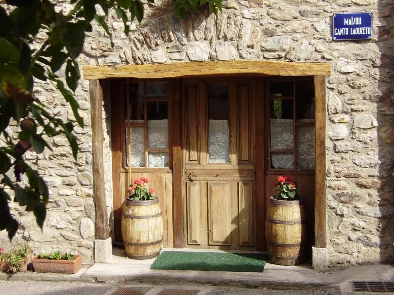 Location vacances Mercus-Garrabet -  Gite - 4 personnes - Barbecue - Photo N° 1