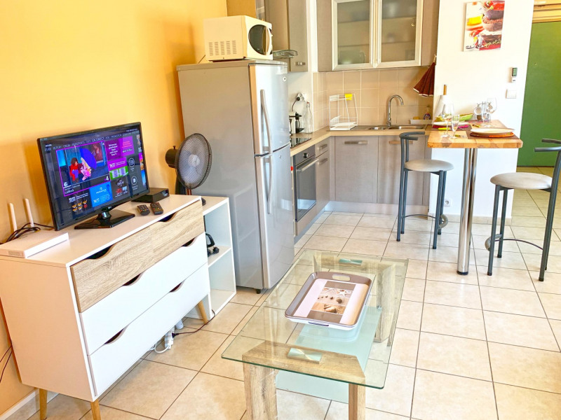 Location vacances Saint-Paul -  Appartement - 2 personnes - Câble / satellite - Photo N° 1