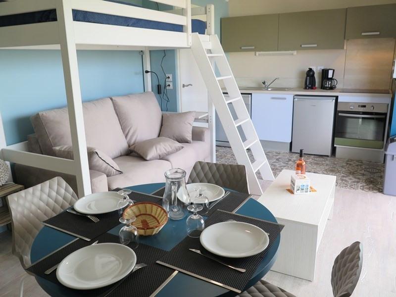 Location vacances Vieux-Boucau-les-Bains -  Appartement - 3 personnes - Télévision - Photo N° 1