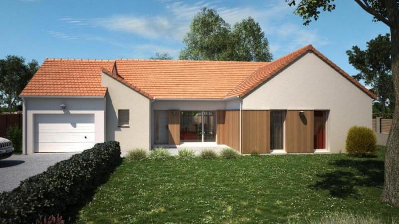 Maison  4 pièces + Terrain 1250 m² Scorbé-Clairvaux par Maisons Ericlor