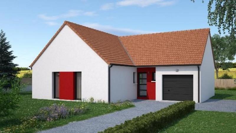 Maison  4 pièces + Terrain 1100 m² Ambillou par Maisons Primea
