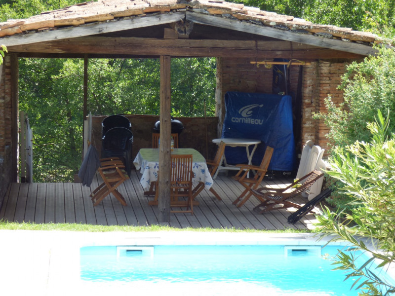 Location vacances Lasalle -  Gite - 12 personnes - Barbecue - Photo N° 1