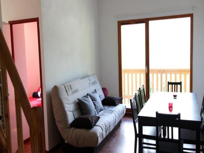 2 pièces + mezzanine 6/8  personnes 40 m²