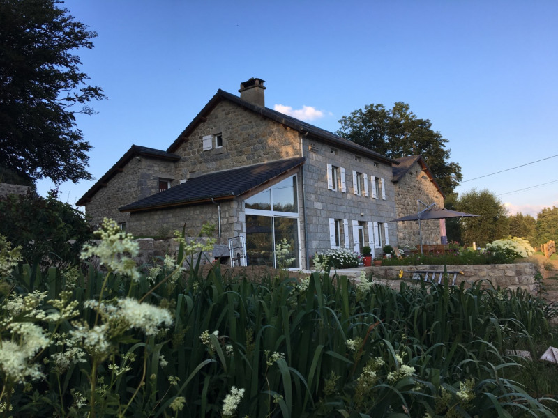 Ferienwohnungen Le Chambon-sur-Lignon - Hütte - 5 Personen - Grill - Foto Nr. 1