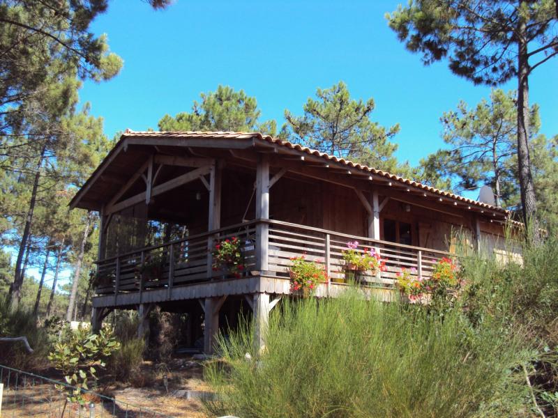 Location vacances Carcans -  Maison - 6 personnes - Barbecue - Photo N° 1