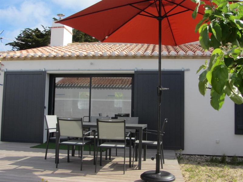 Holiday rentals L'Épine - House - 6 persons - BBQ - Photo N° 1