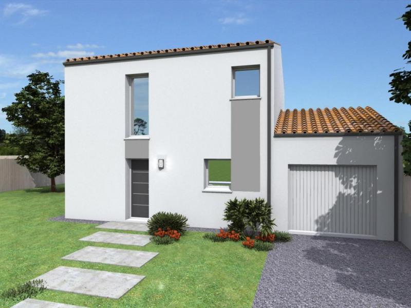 Maison  5 pièces + Terrain 537 m² Les Landes-Genusson par ALLIANCE CONSTRUCTION LES HERBIERS