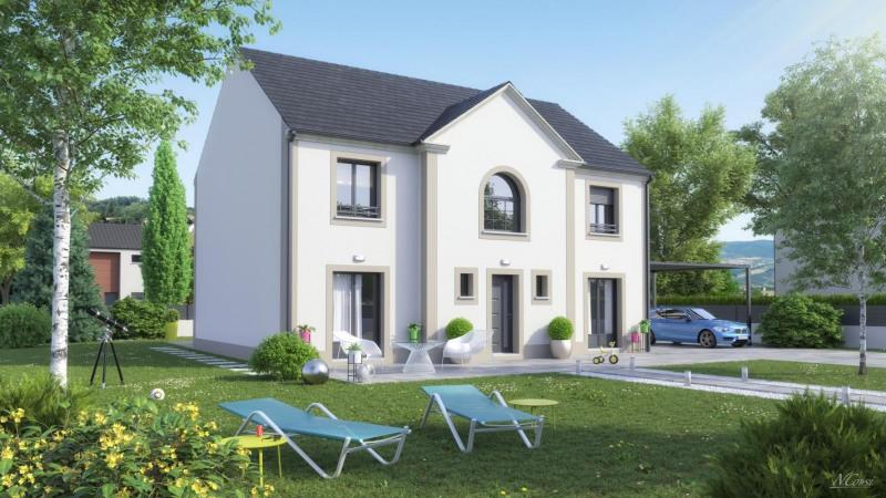 Maison  7 pièces + Terrain 499 m² Saint-Fargeau-Ponthierry par LE PAVILLON FRANCAIS
