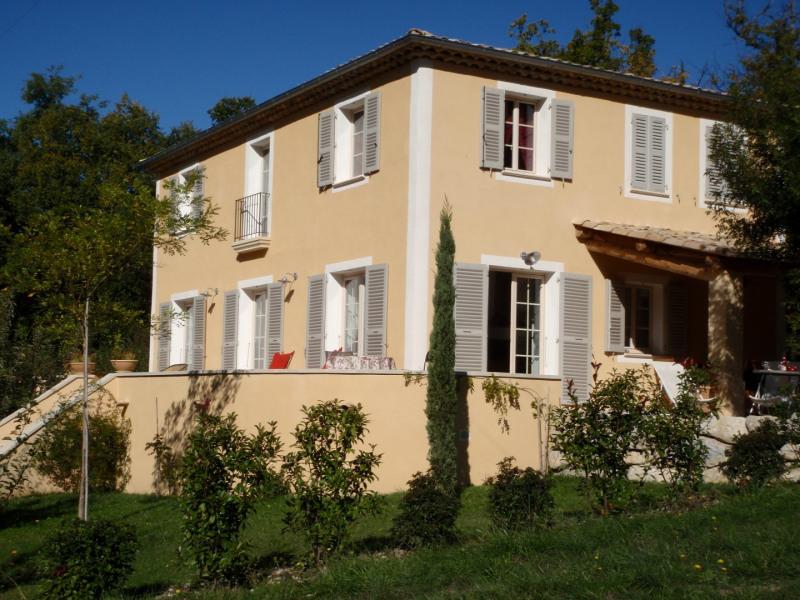 Location vacances La Roche-sur-le-Buis -  Maison - 8 personnes -  - Photo N° 1