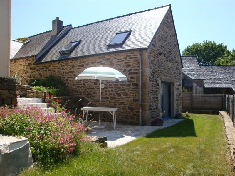 Holiday rentals Plourin-lès-Morlaix - House - 5 persons - BBQ - Photo N° 1