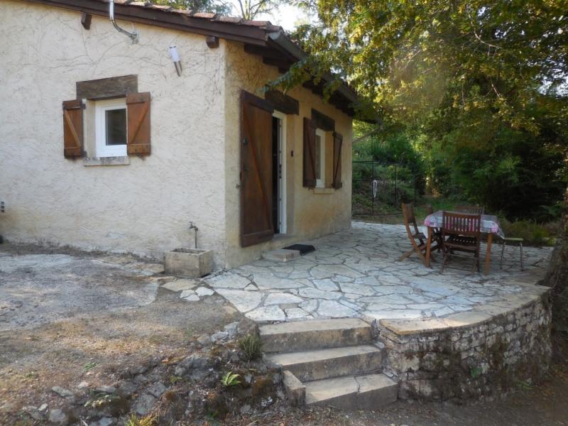 Location vacances Latouille-Lentillac -  Maison - 2 personnes - Barbecue - Photo N° 1