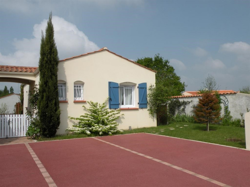 House for 4 ppl. with internet, Landevieille