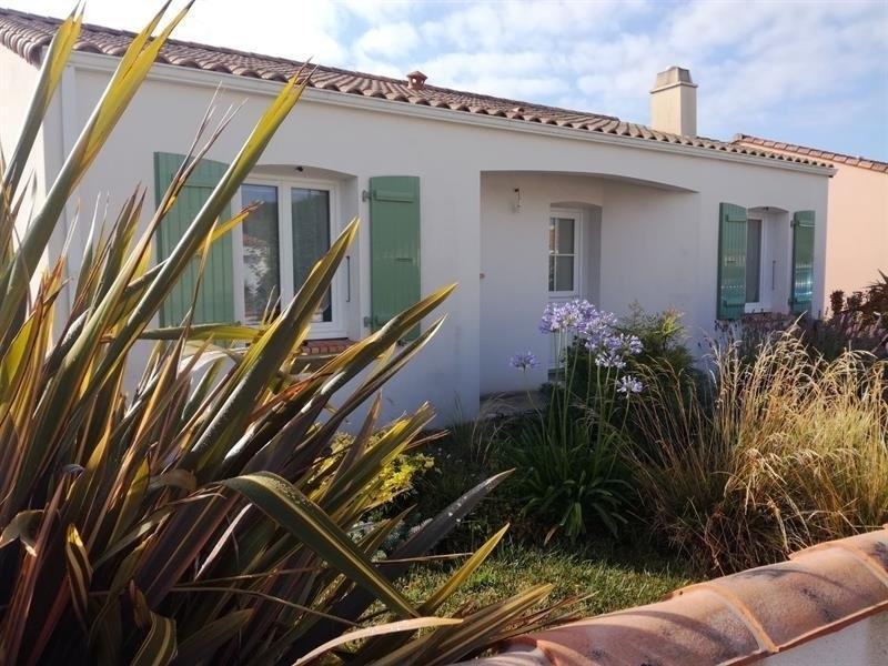 Location vacances Saint-Michel-en-l'Herm -  Maison - 4 personnes - Barbecue - Photo N° 1