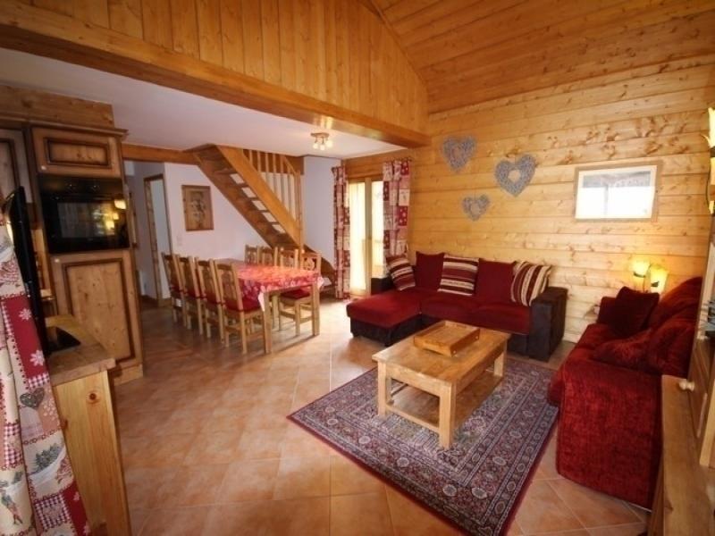 Location vacances Villard-sur-Doron -  Appartement - 10 personnes - Télévision - Photo N° 1
