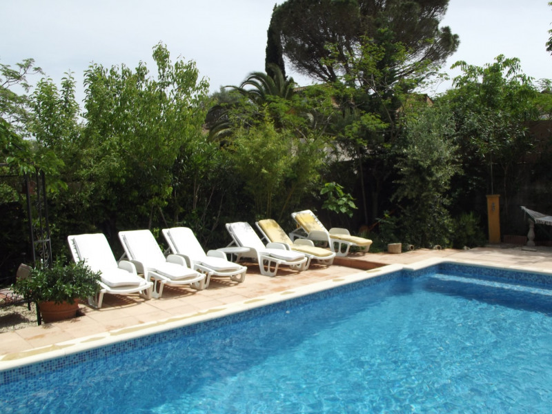 Location vacances Cogolin -  Maison - 10 personnes -  - Photo N° 1