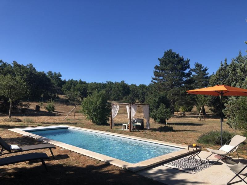 Location vacances Ginasservis -  Chambre d'hôtes - 5 personnes - Chaise longue - Photo N° 1