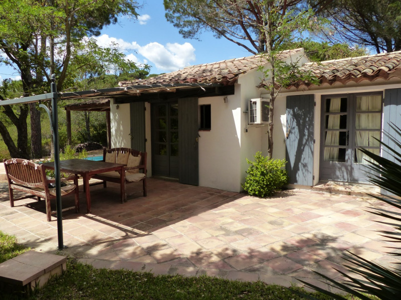 Holiday rentals Sainte-Maxime - House - 4 persons - Deck chair - Photo N° 1