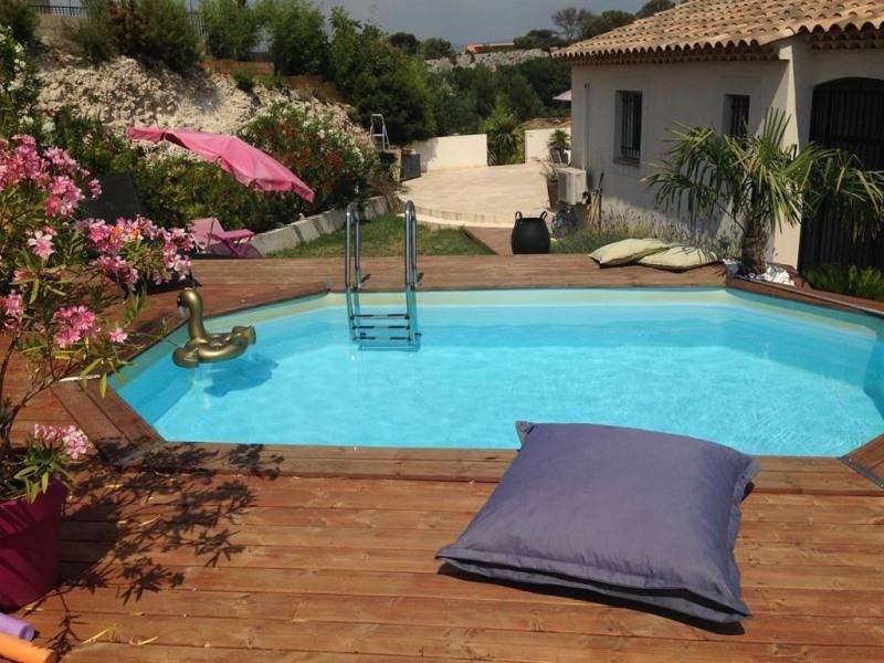 Villa pour 6 pers. avec piscine privée, Aix-en-Provence