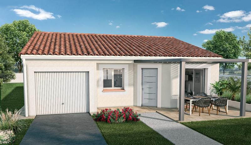 Maison  4 pièces + Terrain 255 m² Vendargues par DEMEURES D'OCCITANIE LANGUEDOC ROUSSILLON