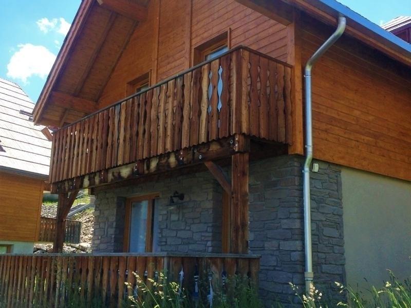 Location vacances Uvernet-Fours -  Appartement - 10 personnes - Télévision - Photo N° 1