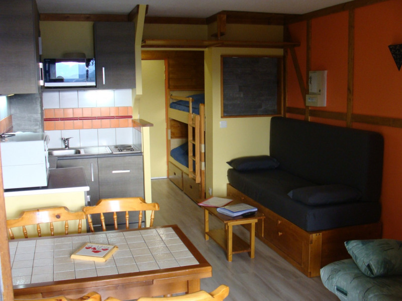 Location vacances Les Angles -  Appartement - 6 personnes - Chaise longue - Photo N° 1
