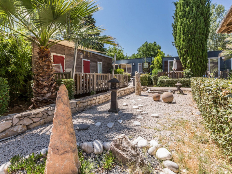 Location vacances Agde -  Camping - 4 personnes -  - Photo N° 1