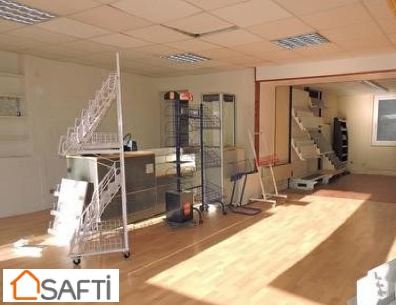 Vente Local commercial Saint-Porchaire
