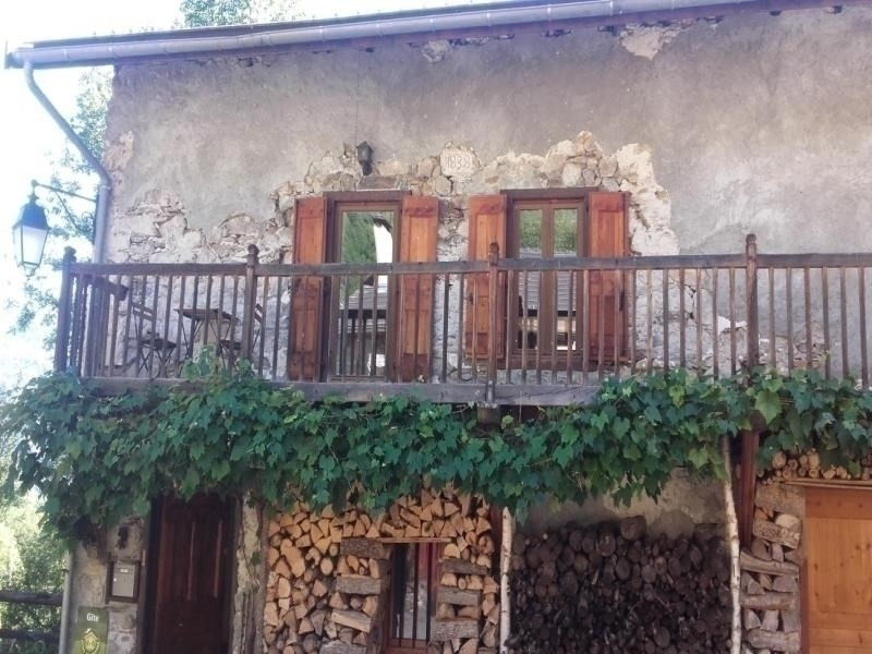 Location vacances Siguer -  Maison - 5 personnes - Barbecue - Photo N° 1