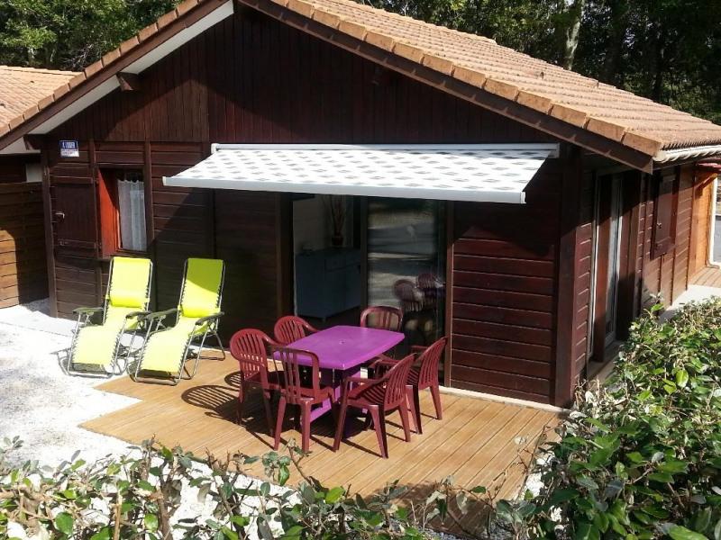 Location vacances Gujan-Mestras -  Maison - 6 personnes - Barbecue - Photo N° 1