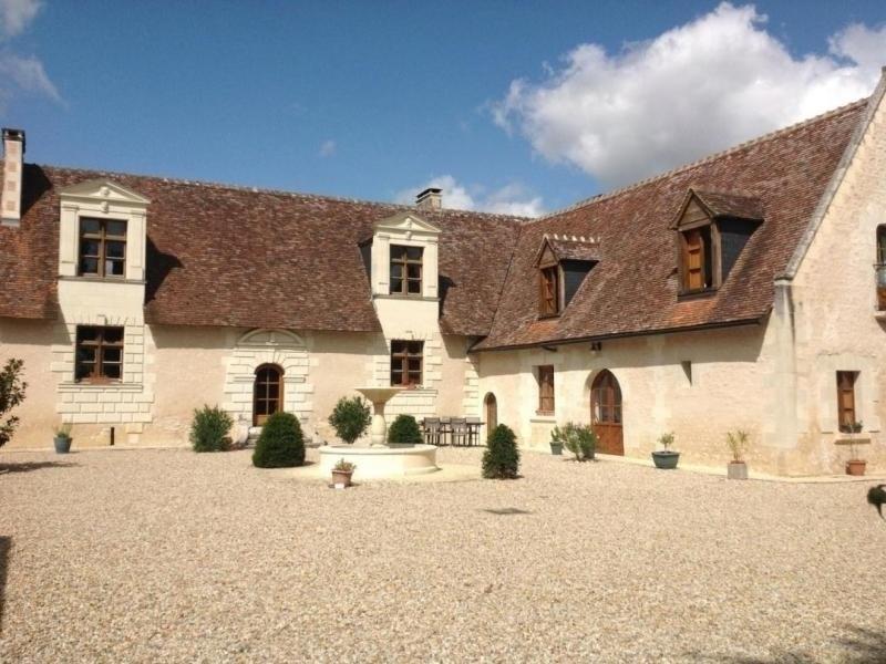 Location vacances Francueil -  Maison - 4 personnes - Barbecue - Photo N° 1