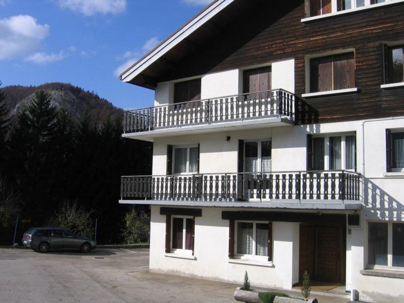 Location vacances Morez -  Appartement - 4 personnes - Jardin - Photo N° 1