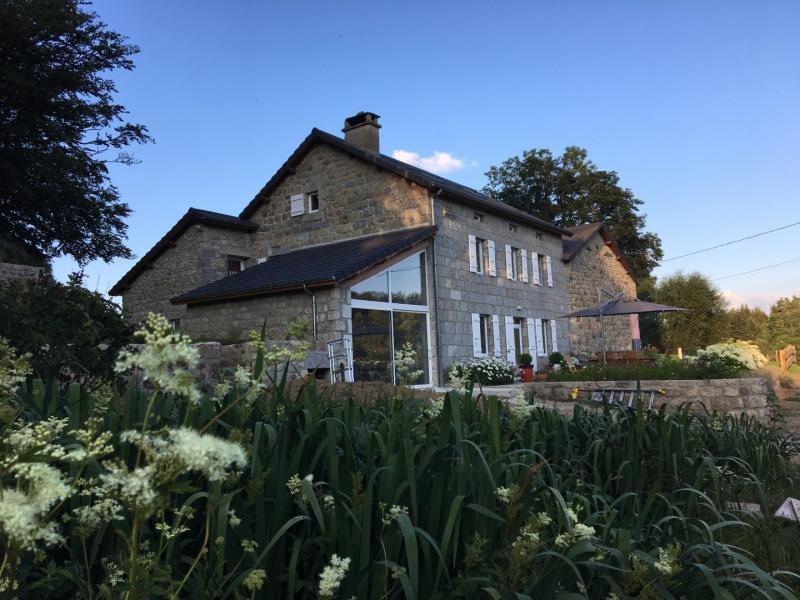 Charmantes Ferienhaus in einem Bauernhaus mit Char - Le Chambon sur Lignon