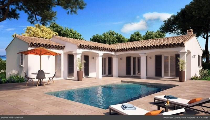 Maison  4 pièces + Terrain 1599 m² Bagnols en Foret par PCA MAISONS - LE MUY
