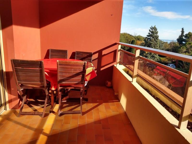 Location vacances Villeneuve-Loubet -  Appartement - 6 personnes - Chaise longue - Photo N° 1