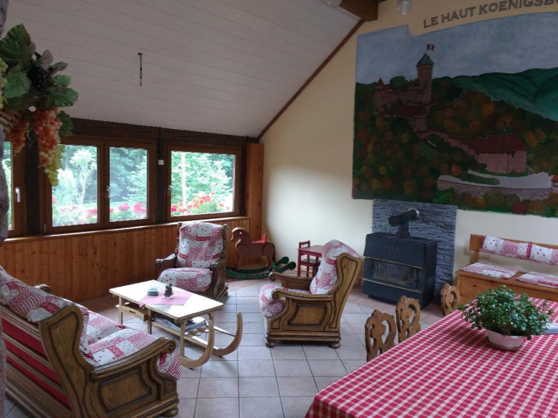 Holiday rentals Rombach-le-Franc - Cottage - 7 persons - BBQ - Photo N° 1