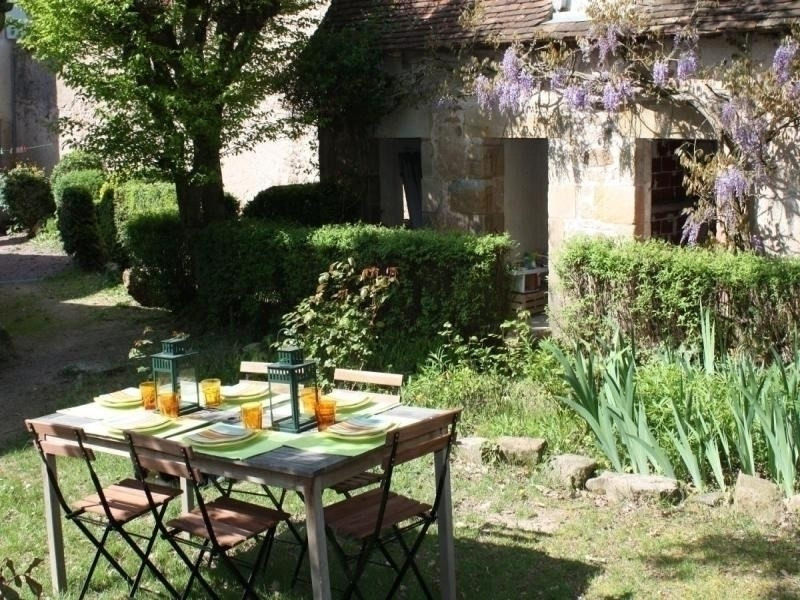 Location vacances Cérilly -  Maison - 6 personnes - Barbecue - Photo N° 1