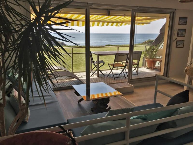 Location vacances Clohars-Carnoët -  Appartement - 6 personnes - Chaise longue - Photo N° 1
