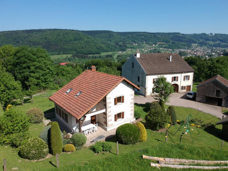 Holiday rentals Le Val-d'Ajol - House - 10 persons - BBQ - Photo N° 1
